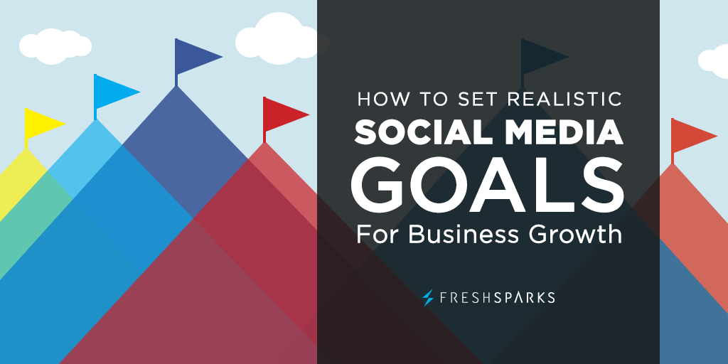 How to Set Realistic Social Media Goals for Business Growth