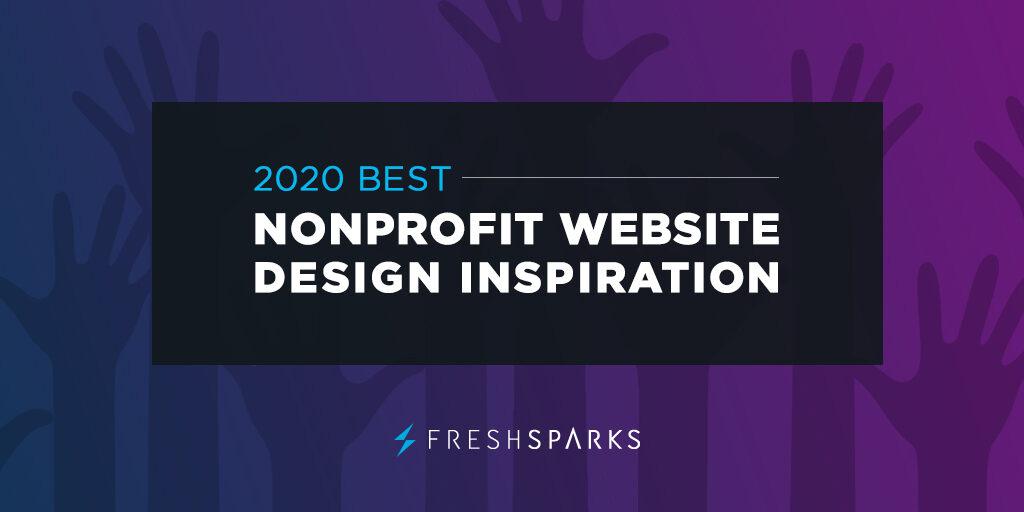 Best Nonprofit Website Design Inspiration