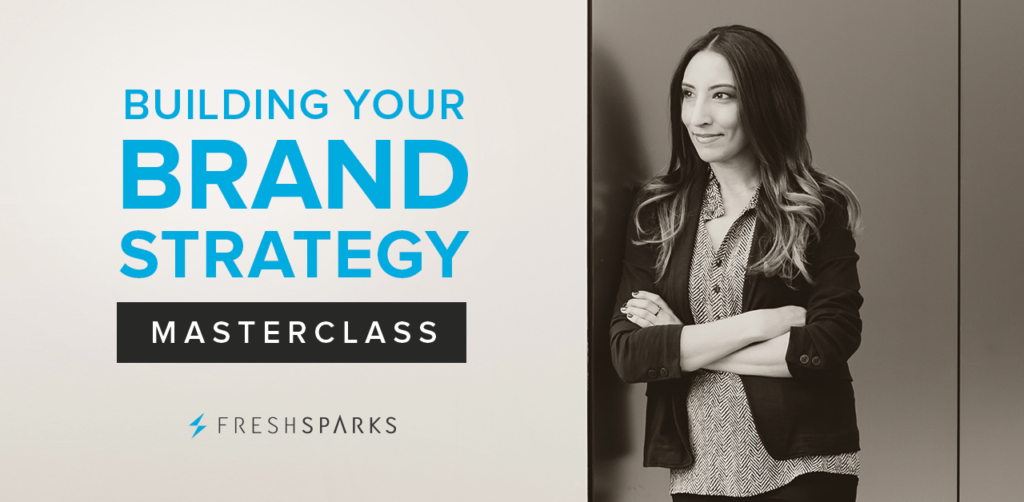 Building Your Brand Strategy Masterclass