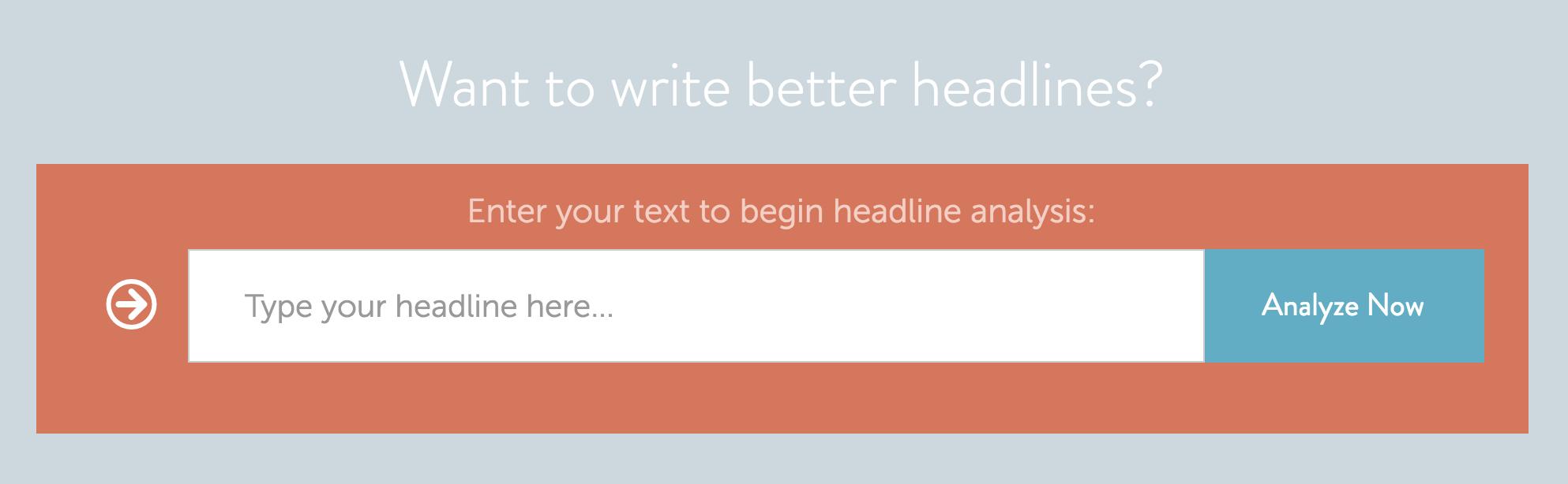Blogging Tips and Tricks for Beginners   blog post headline analyzer tool