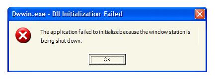 Generic Error Message Design: Microsoft