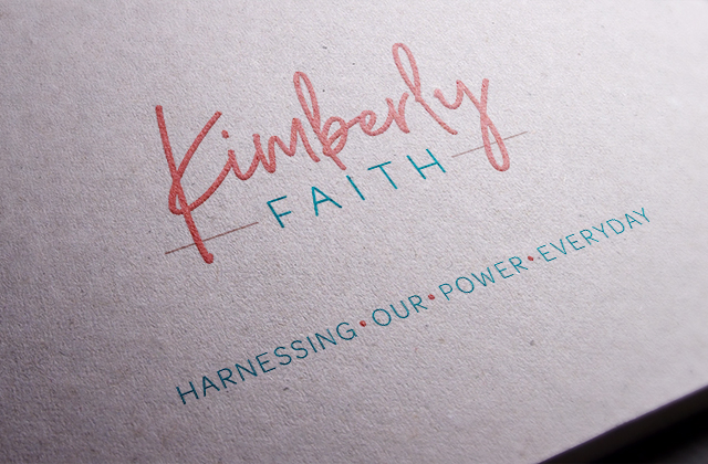 Kimberly Faith branding