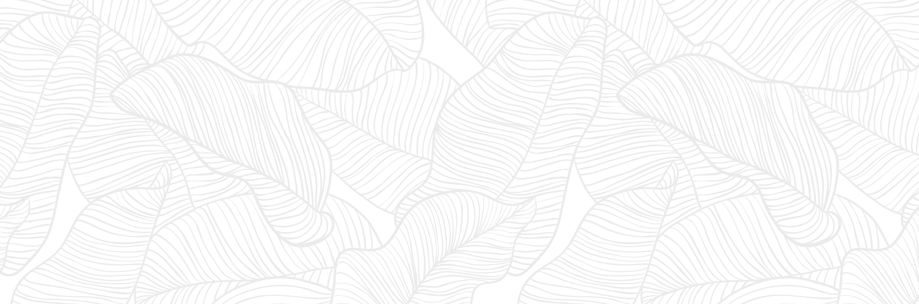 Brand pattern for health and wellness company